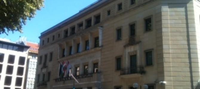 Los retrasos de Primera Instancia nº 4 de Bilbao