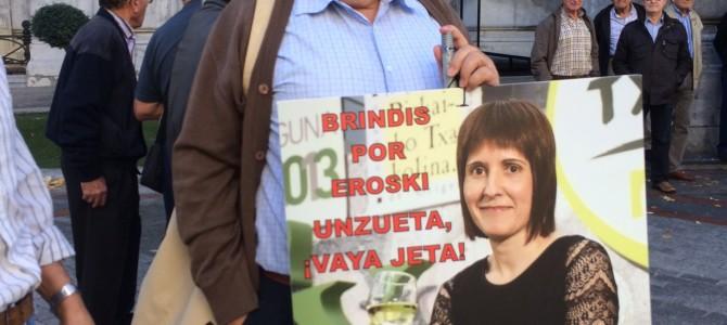 La Audiencia Vizcaína avala las reclamaciones contra los Bancos por las AFS de Eroski y Fagor